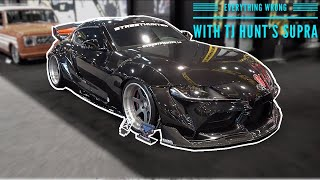 "Download EVERYTHING WRONG WITH TJ HUNTS WIDEBODY '""SUPRA"" dd Mp3 and Videos"