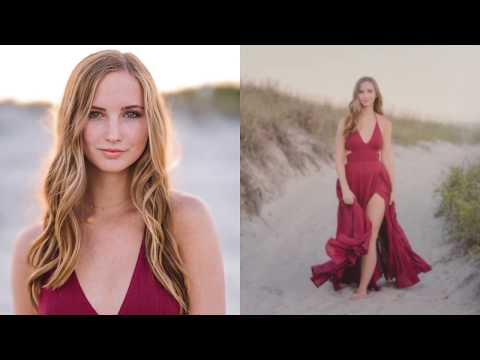 Myrtle Beach High School Senior Portrait Photography Experience - Alexandra / by Pasha Belman