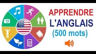 Apprendre l'anglais (500 mots)