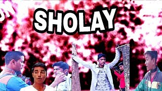 Sholay spoof || Friends2funny || f2f