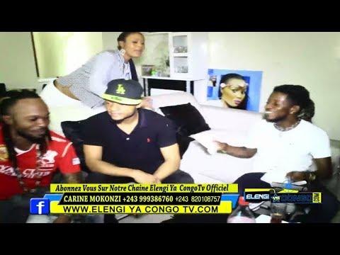 Tele Realite Carine Mokonzi Sort Du Silence Ba Panzi Fort Na La Team Wata Ba Seki Koko Ba Jaloux