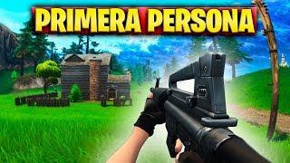 MODO EN PRIMERA PERSONA Y TUMBARSE en FORTNITE | TEMPORADA 8 thumbnail