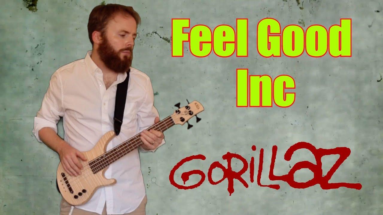 how to play feel good inc on ukulele