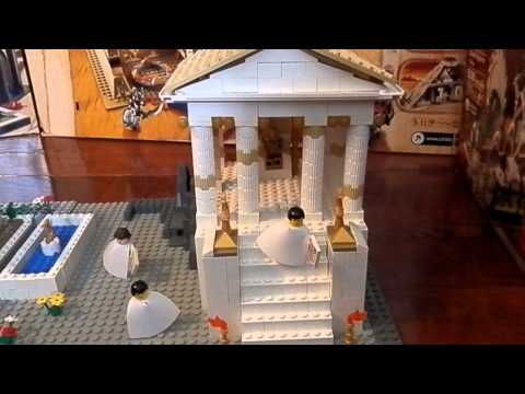 Lego Ancient Greece Civilization
