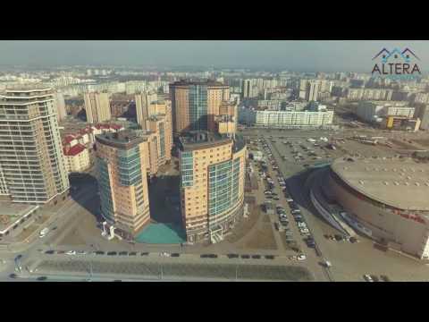Самый престижный район Казани для проживания с высоты птичьего полета - Магеллан, Берег, Панорама