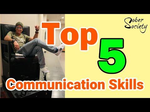 Top 5 Communication Skills