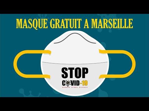 MASQUE GRATUIT A MARSEILLE [ LOCAL OUROVÉNI ]