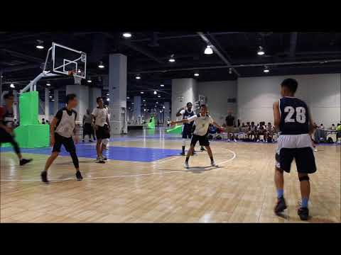 Jam on It Las Vegas  Raptors vs Spartans July 2017