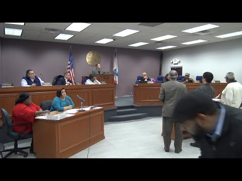 Council Meeting 1-8-2018
