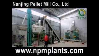 Nanjing Pellet Mill Co., Ltd :  Wood Pellet Lines - Sawdust Pellet Line - Straw Pellet Line