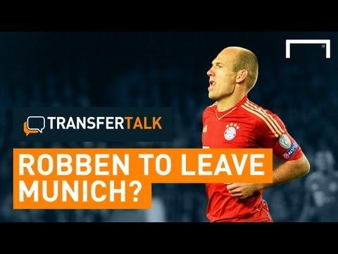 Mourinho & Arjen Robben on the move? | Transfer Talk #4