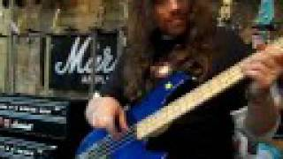 N.I.B. Bass intro riffage
