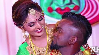 Malaysian Indian Wedding Highlights of Lowgan + Santha BY : MK Expressions Studio