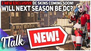 NEW DC Exclusives COMING SOON To Fortnite! Will Season 6 Be DC THEMED? (Fortnite Battle Royale)