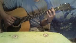 Ария-Закат(фингерстайл кавер на гитаре)