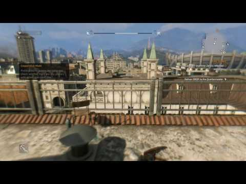 Dying Light Part 23: Finding and saving the Good Dr. Camden!