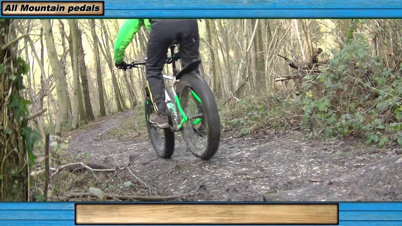 A Review Adventure 3 Cube All Mountain Pedals Youtube
