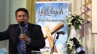 Bandgi (Gospel Meeting) - Jamil Nasir in London,2014 on Glory TV