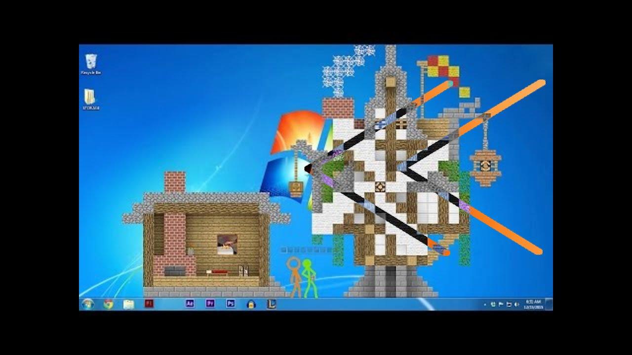 Reverse - Alan Becker - Animator vs Minecraft
