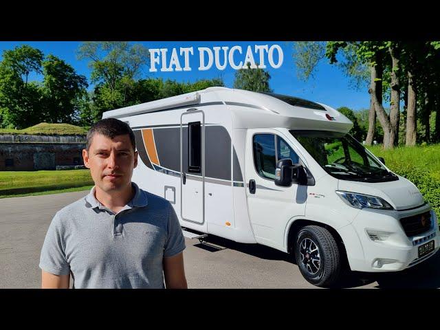Автодом премиум класса из FIAT DUCATO!