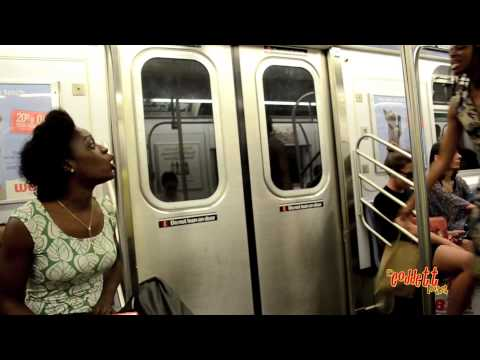Subway Rant Gone Wrong! (VIDEO)