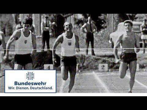 Classix: Sportfest des Luftwaffenamtes (1967) - Bundeswehr