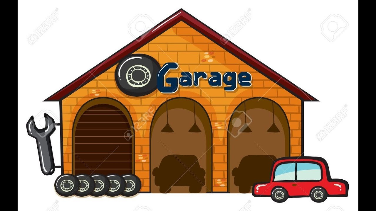 Garage Diorama - Intro