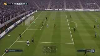 FIFA 15 - Shakhtar Donetsk vs FC Porto Gameplay (PC HD) [1080p]