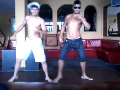 coreografia relampago Ruddy e Paulo H.