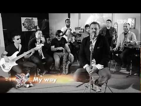 Horia Brenciu - My way (live @ Urban Studio)