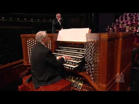 Love Divine, All Loves Excelling - Mormon Tabernacle Choir