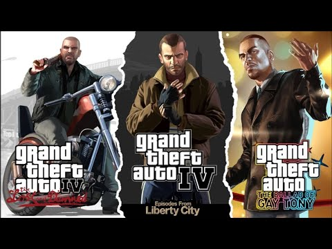 GTA IV Complate Edition (GAME PC LAPTOP JEMBER)