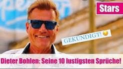DSDS Dieter Bohlens Sprüche Best of 😂