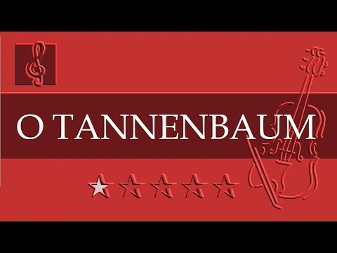 Violin & Guitar Duet - Christmas Song - O Tannenbaum (Sheet music - Guitar chords)
