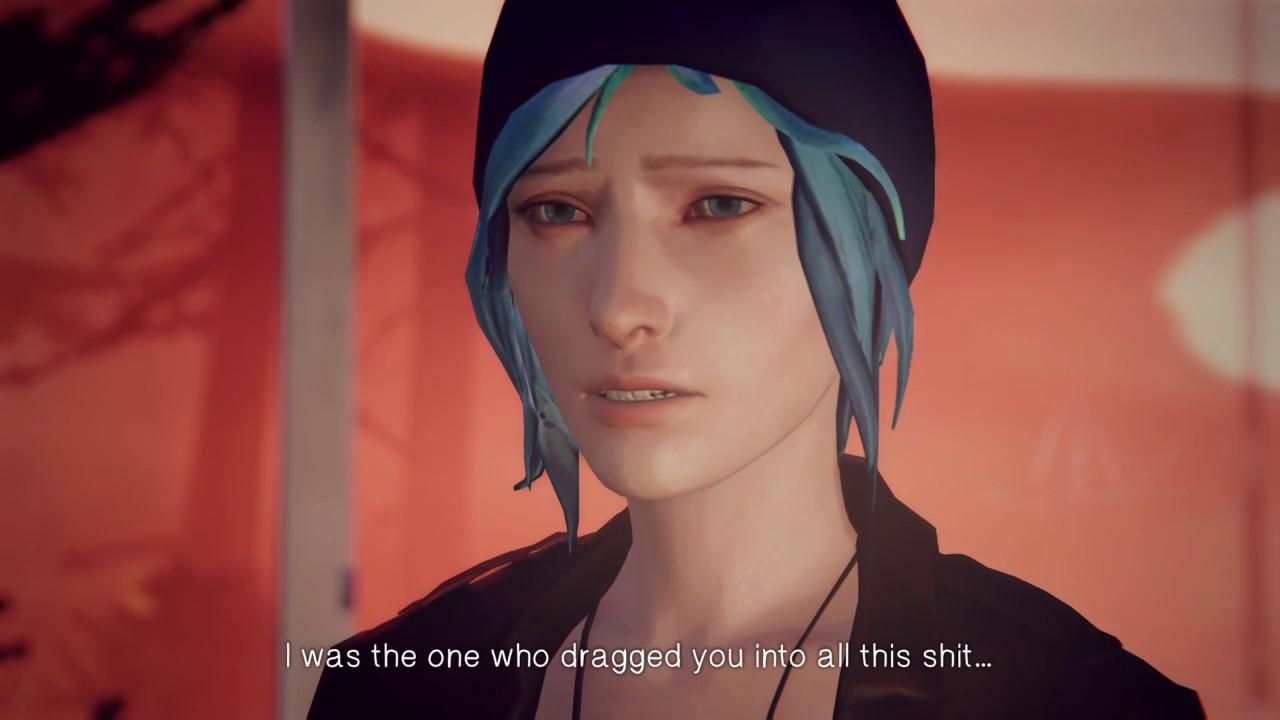Life Is Strange - Telling Chloe the Truth #1