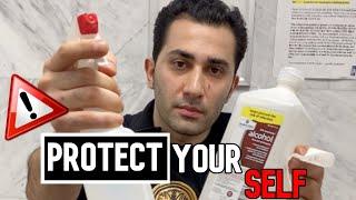 HOW TO KILL CORONAVIRUS AND PROTECT YOURSELF? PROTECTIVE GESTURES