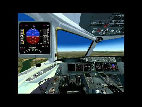 Mot chuyen cho khach cuoi nam boeing MD-11 full video