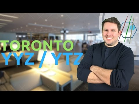 Toronto: Billy Bishop Vs. Pearson Int'l Airport