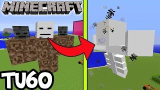 Minecraft NUEVA ACTUALIZACION TU60 Review! Xbox 360/ONE/PS3/PS4/PSVita/Wii u/Switch