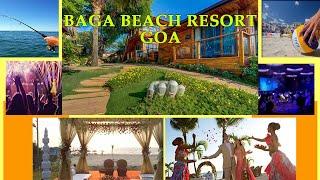MUST STAY AT BAGA BEACH RESORT  GOA*****