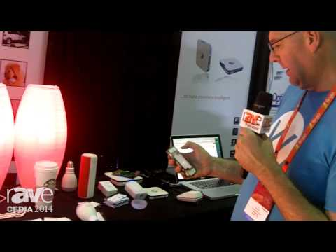 CEDIA 2014: WigWag Premieres Its Filament RGBW Lightbulb With Entry Level Price Point
