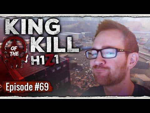 I'M GETTING ALL THE KILLS | H1Z1 King of the Kill #69