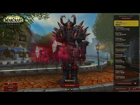 Bajheera - RANK 1 FURY WARRIOR 47-0 BG DESTRUCTION - WoW Legion 7.3.5 PvP