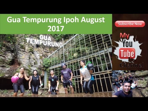 Trip to Gua Tempurung ,Perak ,Ipoh ,Malaysia