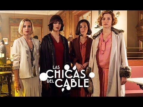 Las Chicas del Cable tienen todo preparado para su 4ª temporada