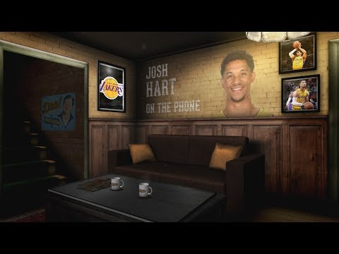 Lakers Guard Josh Hart Talks Fortnite & More With Dan Patrick   Full Interview   3/23/18