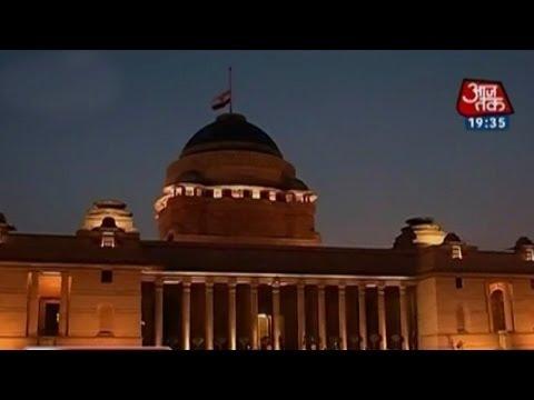 India celebrates the arrivel of PM Narendra Modi