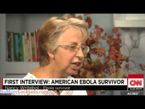 Ebola Nancy Writebol speaks to CNN about contracting and surviving the deadly disease