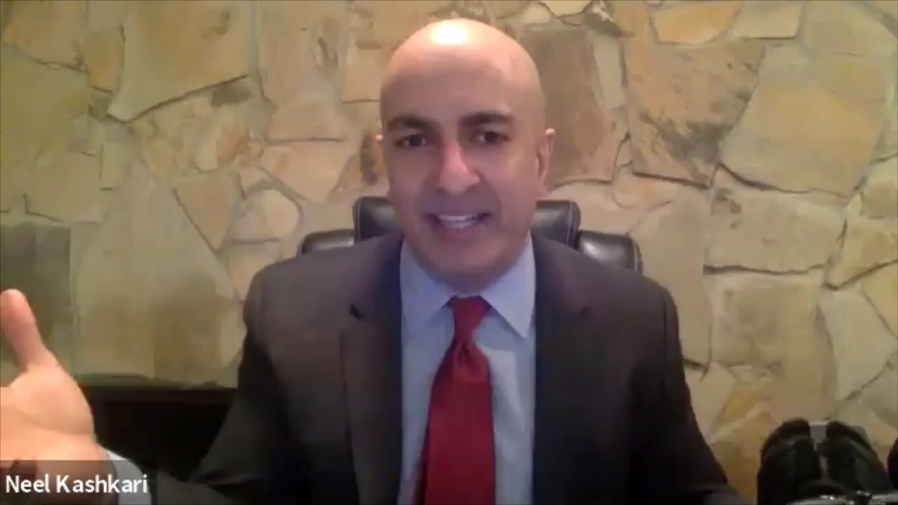 Covid-19 and the Economy: A conversation with Neel Kashkari.