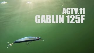 AGTV.11 【 GABLIN 125F 】(ガブリン)RED中村解説&水中動画 Thumbnail